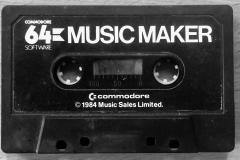 C64 Music Maker @ Jürgen Driessen Studio