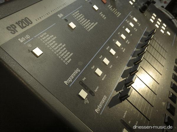 EMU SP1200 Vintage Drum Computer