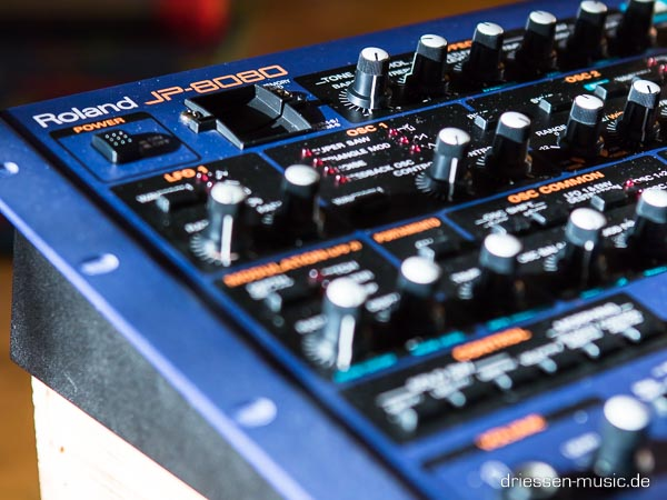 Roland JP-8080 Synthesizer