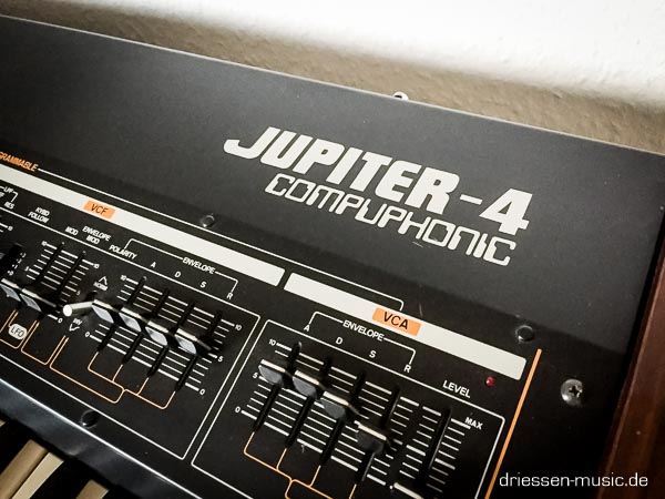 Roland Jupiter 4 Analog Synthesizer