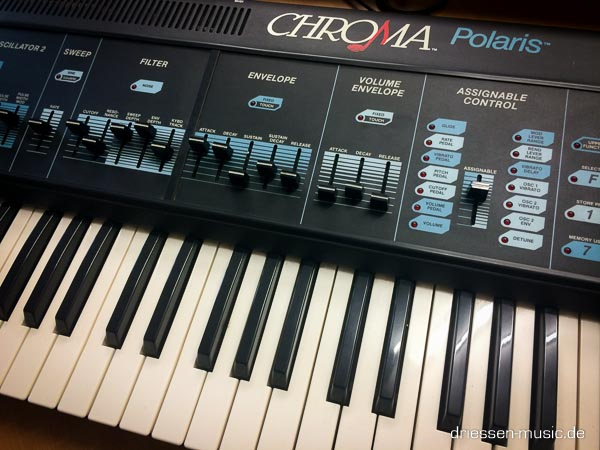 Chroma Polaris Synthesizer