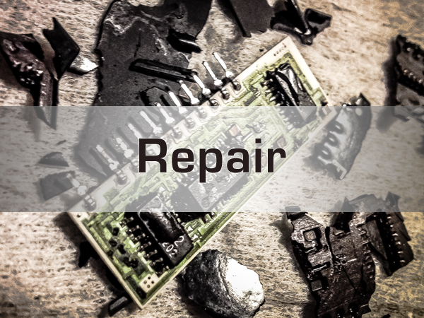 Synthesizer Reparatur Service Driessen