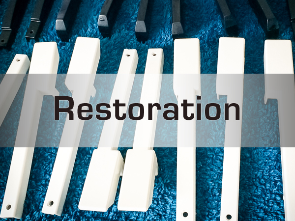 Synthesizer Restauration Driessen
