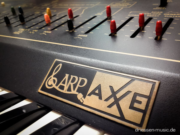 Repair Arp Axxe Vintage Analog Synthesizer