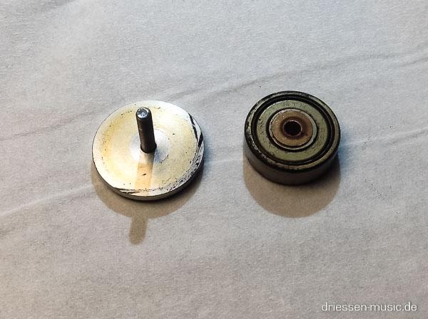 Repair Roland RE-201 Space Echo Tape Delay