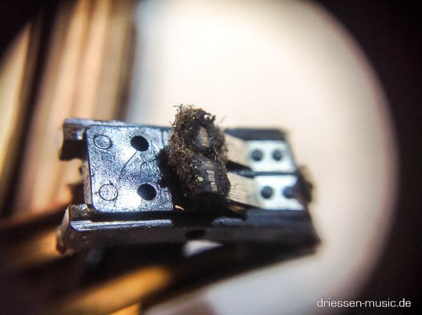 Repair Roland Alpha Juno 1 Vintage Analog Synthesizer Reparatur