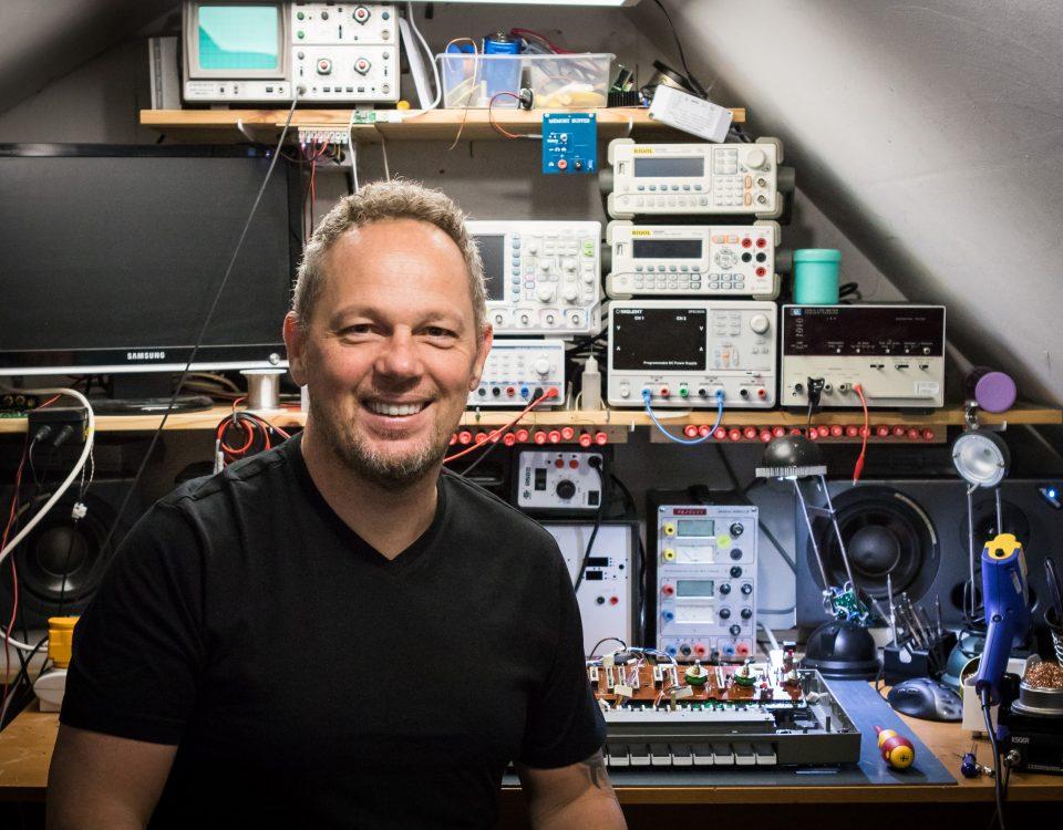 Driessen Synthesizer Reparatur Werkstatt