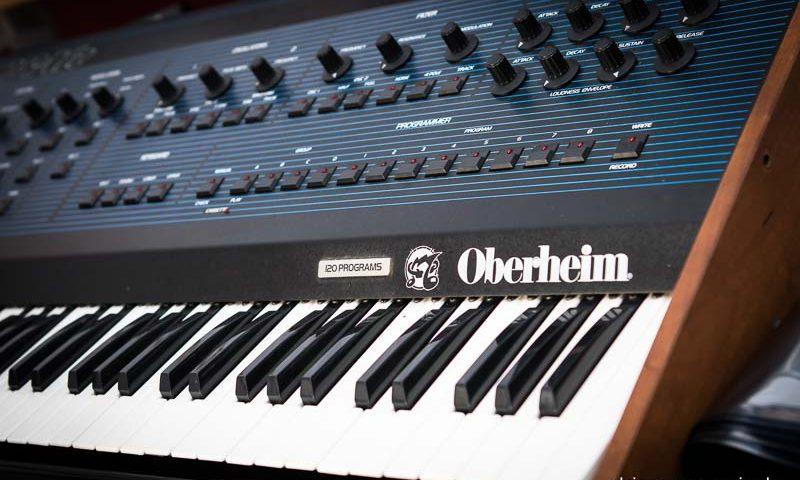 Repair Oberheim OB-Xa Vintage Analog Synthesizer Reparatur Servi