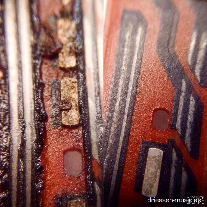 Repair Yamaha SK20 Symphonic Ensemble Synthesizer Reparatur Serv