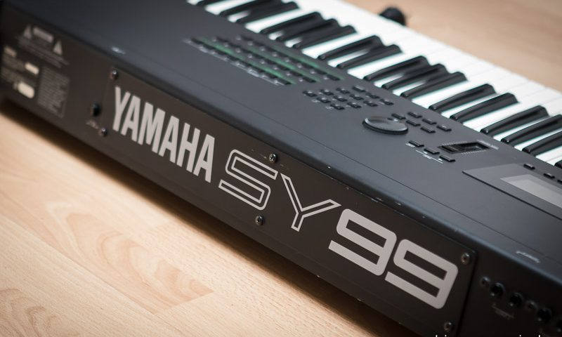 Repair Yamaha SY-99 Vintage Synthesizer Reparatur Service
