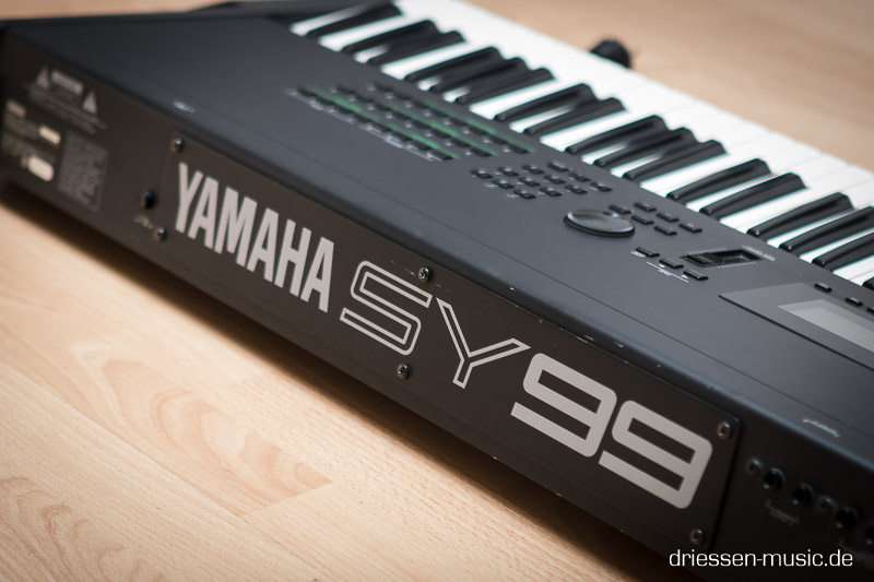 Repair Yamaha SY-99 Vintage Synthesizer Reparatur Service