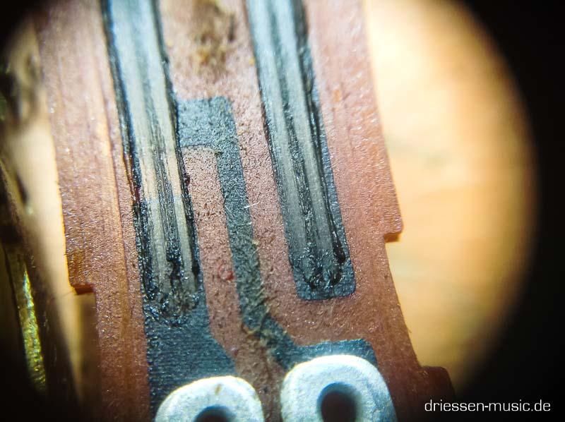 Repair Roland Juno 60 Vintage Analog Synthesizer Reparatur Servi