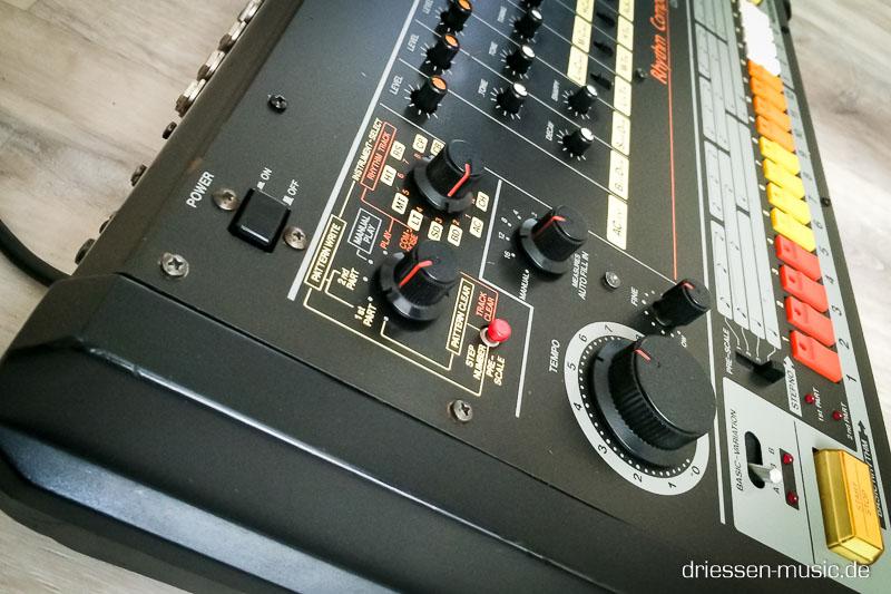 Roland TR-808 Reparatur Service