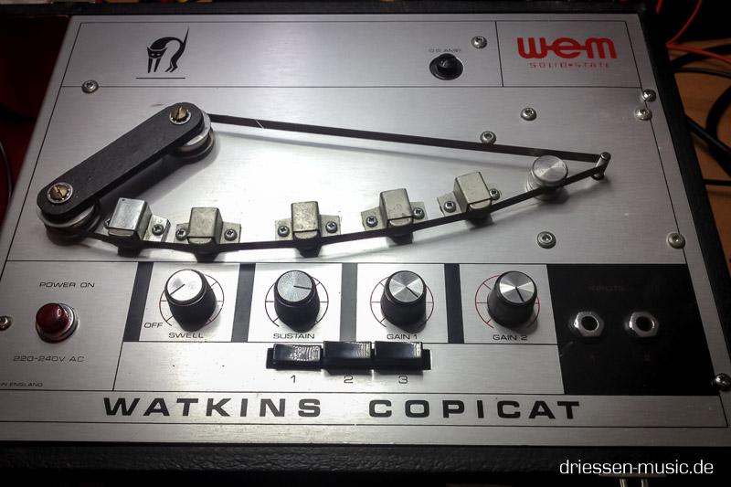 Watkins Copicat Reparatur Service