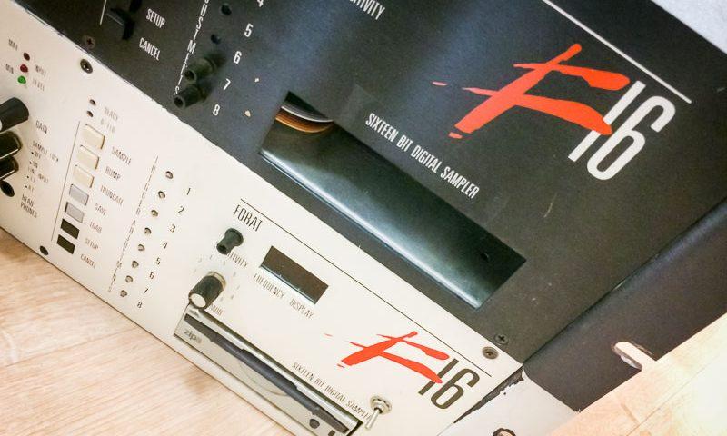 Repair Forat F16 Drum Machine Sampler Reparatur Service