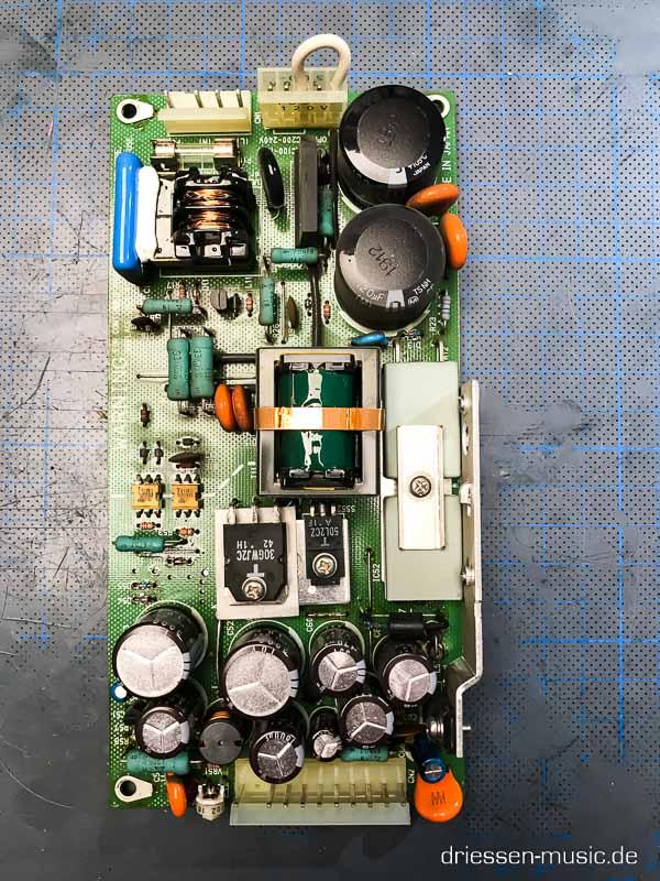 Repair Akai S1100 Reparatur Service