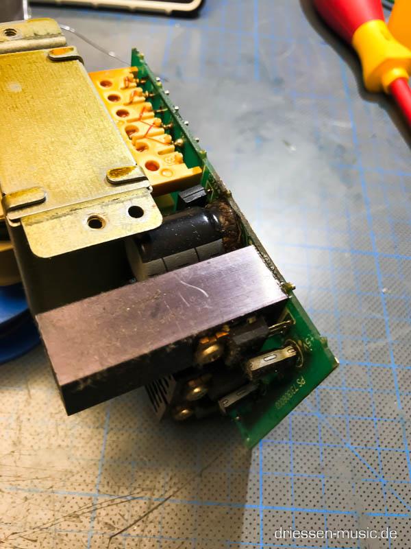 Repair Roland TR-909 Reparatur Service